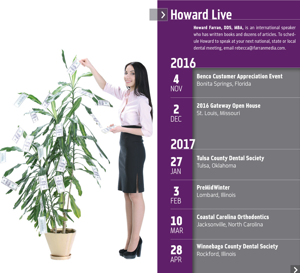 Howard Live Schedule