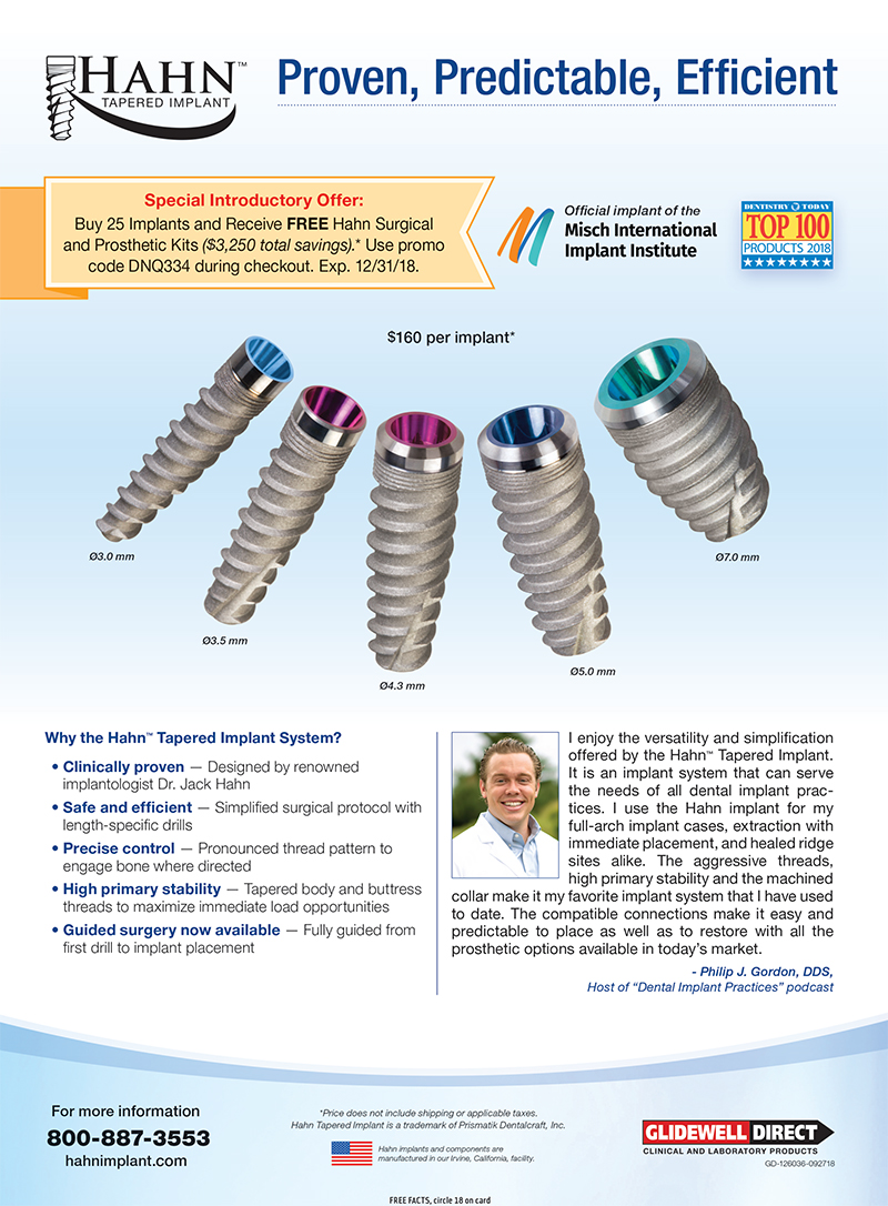 Cementation and Bonding by Dr  Chad Duplantis - Dentaltown
