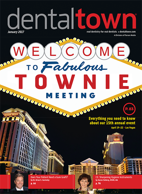 Dentaltown Magazine January 2017