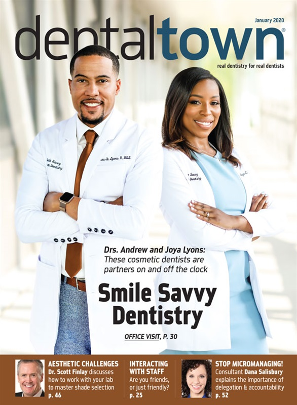 Dentaltown Magazine January 2020