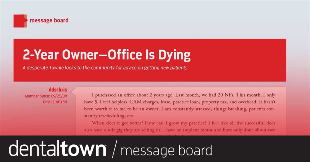 2-Year Owner—Office Is Dying