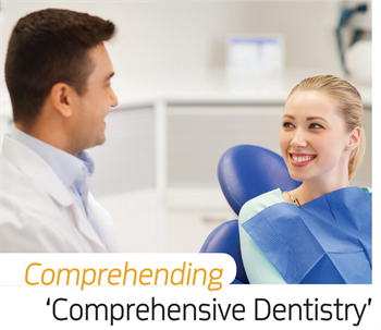Comprehending 'Comprehensive Dentistry' Dr. Hazel Glasper discusses how the shift to comprehensive dentistry has advanced the profession—but how many in the field truly embrace the practice and offer patients the full spectrum of benefits that can be realized?