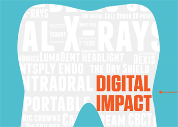 Special Section: Digital Impact We asked dentists which items they'd purchased over the past few years had proven to be game-changers in their practice. The overwhelming majority involved digital technology, from CBCT and CAD/CAM to intraoral cameras and digital sensors and imaging. In this special section, dozens of Townies discuss the products that provided the most digital impact for practice success.