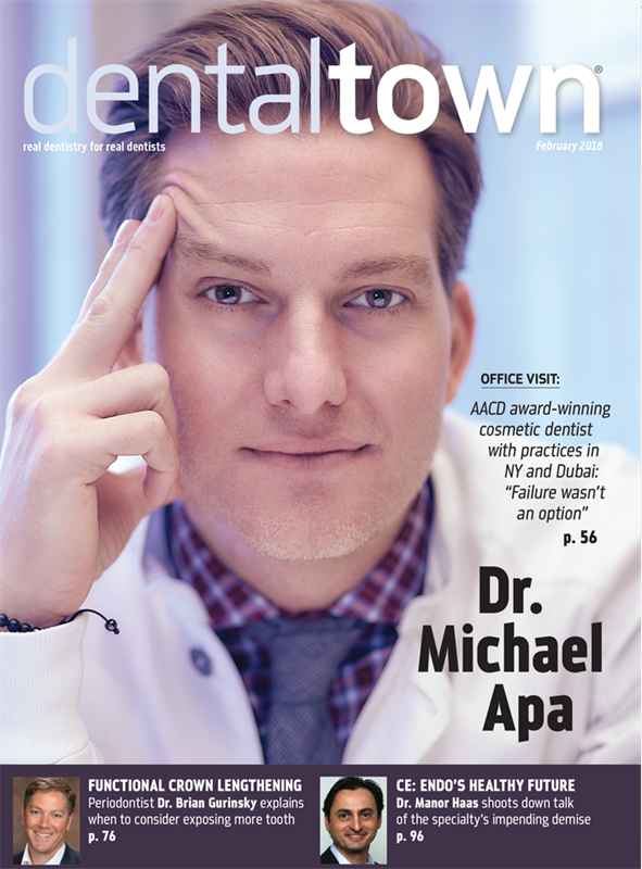 Dentaltown Magazine February 2018