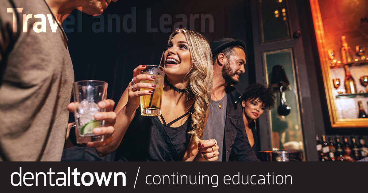 Live CE Events: Travel and Learn Each month, Dentaltown magazine publishes some of Composite CE's picks for the most intriguing and appealing live dental courses