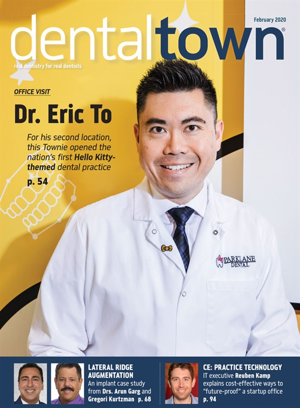 Dentaltown Magazine February 2020