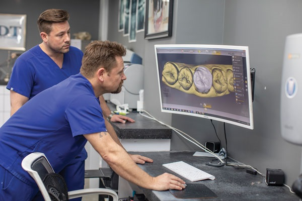 Dental Technology Dream Machines