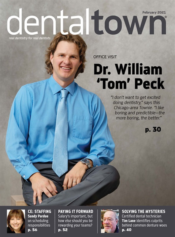Dentaltown Magazine February 2021