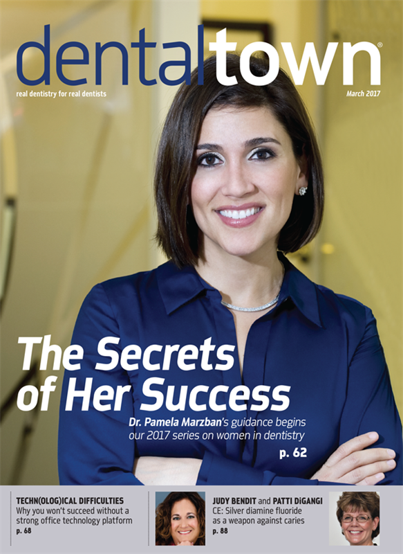 Dentaltown Magazine March      Dentaltown