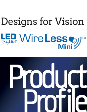 Product Profile  Designs for Vision