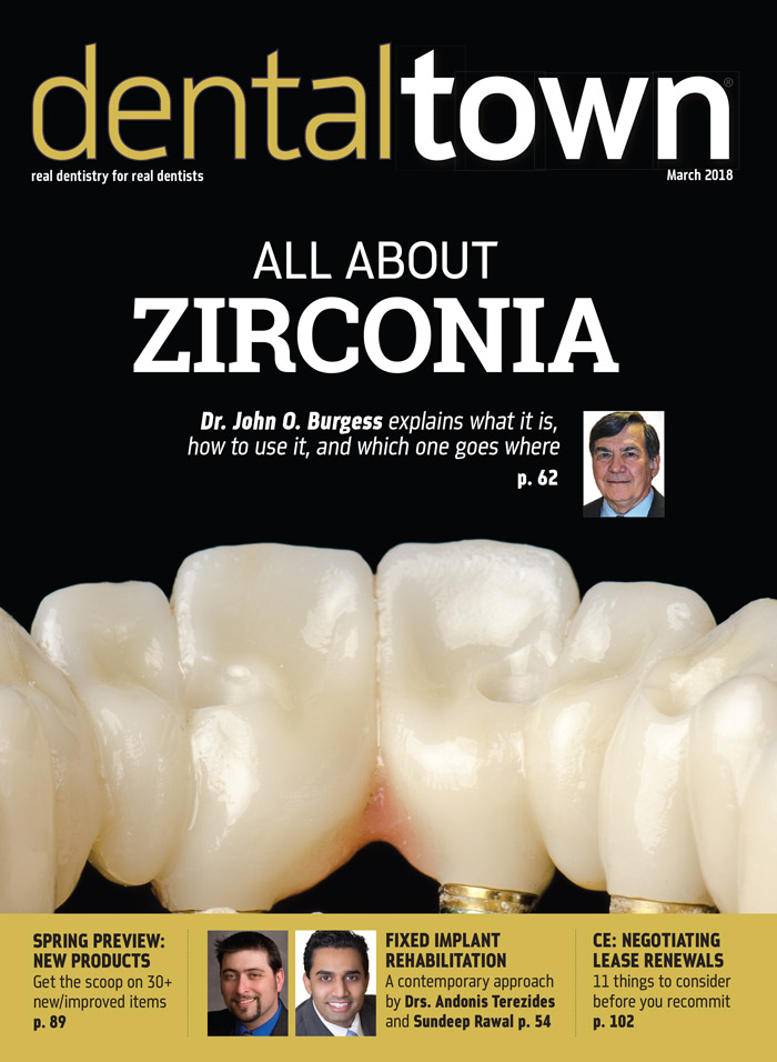 Dentaltown Magazine March 2018