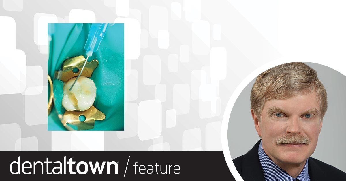 Clinical Excellence Pediatric dentist Dr. Mark Cannon discusses correct shades for posterior composite restorations.