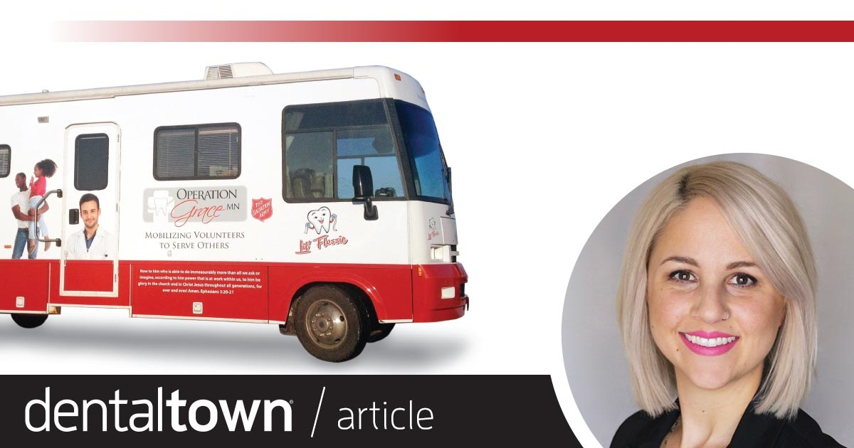 Heals on Wheels Dr. Melissa Turner discusses the new generation of mobile dentistry, including how new, transportable technology makes it easier for practitioners to set up in mobile locations.