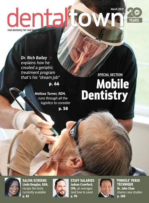 Dentaltown Magazine March 2019