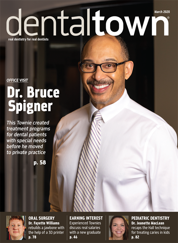 Dentaltown Magazine March 2020