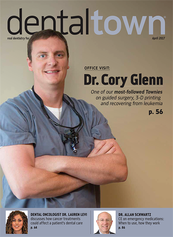 Dentaltown Magazine April 2017