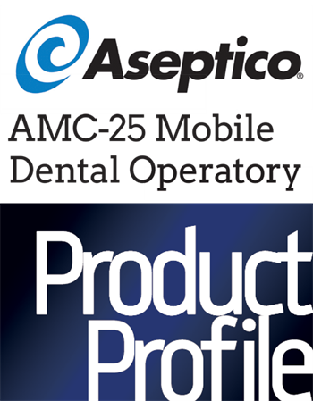 Product Profile: Aseptico AMC-25 Mobile Operatory Cutting the cord