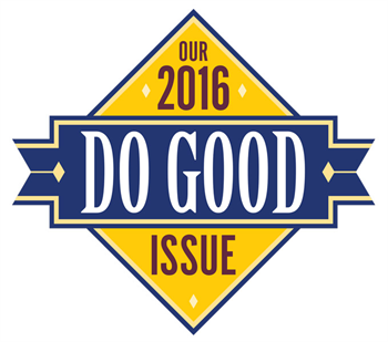 DO GOOD Section