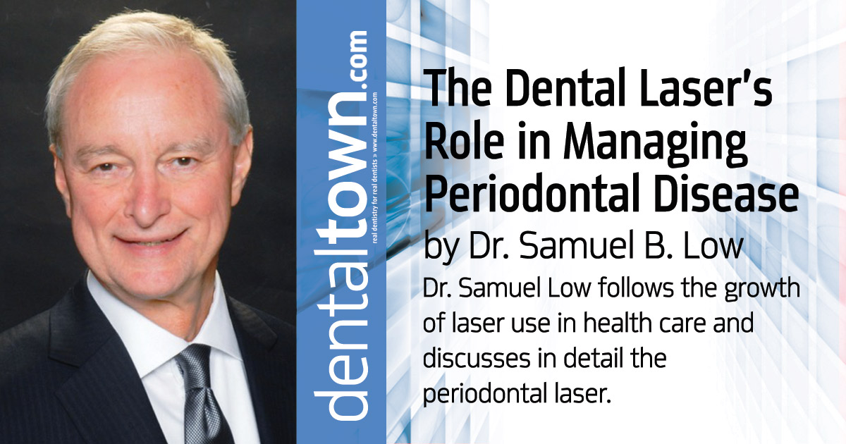 The Dental Laser S Role In Managing Periodontal Disease By