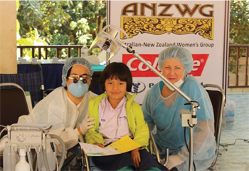 DO GOOD: How Smiles on Wings Took Flight Dr. Usa Bunnag tells the story of her work with Smiles on Wings, a nonprofit organization that works with underprivileged villagers in Thailand.