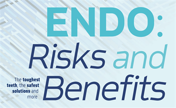 Continuing Education: Endo Risks and Benefits Dr. Manor Haas discusses the risks and benefits of performing root canals in-house, and provides a few handy guides to the risks and management of root canals on particularly difficult teeth.