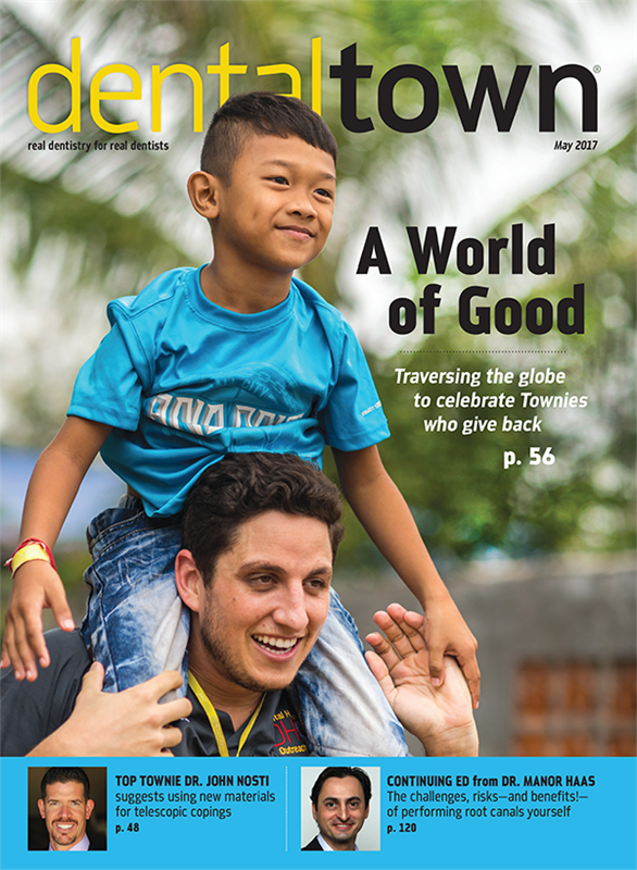 Dentaltown Magazine May 2017