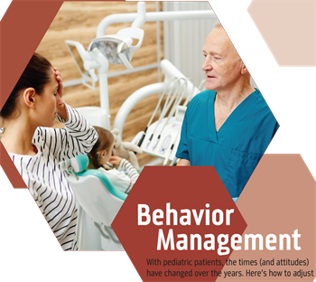 "Behavior Management Dr. James Nickman, president of the American Academy of Pediatric Dentistry, discusses how in pediatric dentistry, ""patient management"" often translates into ""parent management."""