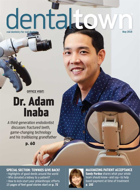 Dentaltown Magazine May 2018