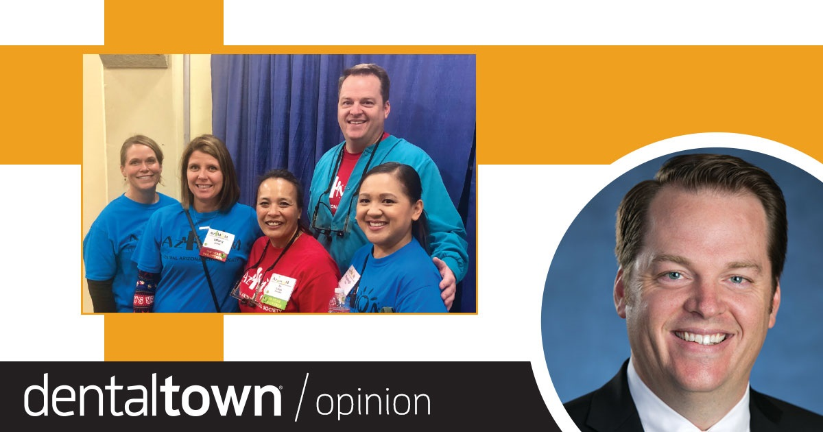Professional Courtesy: How To Do Good In honor of Dentaltown's annual Do Good issue, Editorial Director Dr. Thomas Giacobbi shares some ways that you and your dental team can help out in your community.