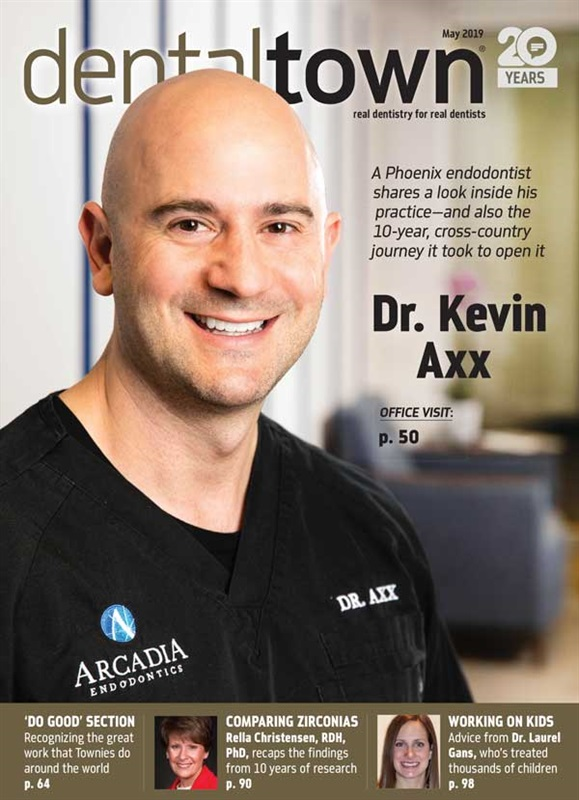 Dentaltown Magazine May 2019