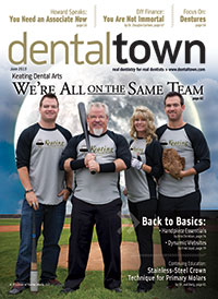 Dentaltown Magazine June 2013