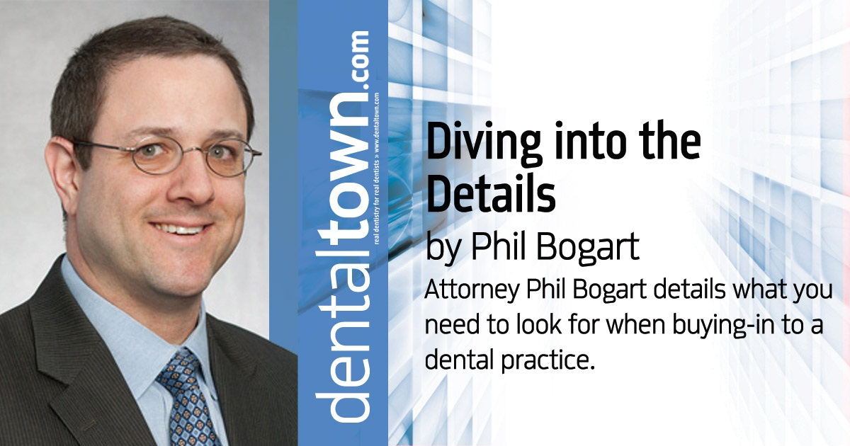 Diving into the Details by Phil Bogart