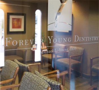 Office Visit: Dentist Makes the Connection  Dr. Michael Young shows patients how oral health affects overall health