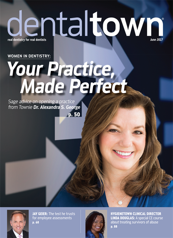 Dentaltown Magazine June 2017