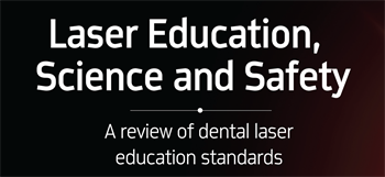 Laser Education, Science and Safety Dr. Peter Vitruk, director of laser physics and safety education for the American Board of Laser Surgery, discusses important laser-tissue interaction concepts, and how some laser dentistry educational programs and publications include misinterpretations about soft- and hard-tissue laser science and safety.