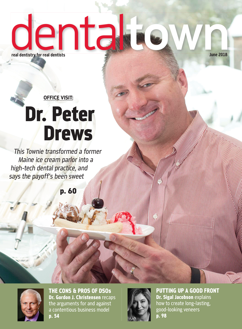 Dentaltown Magazine June 2018
