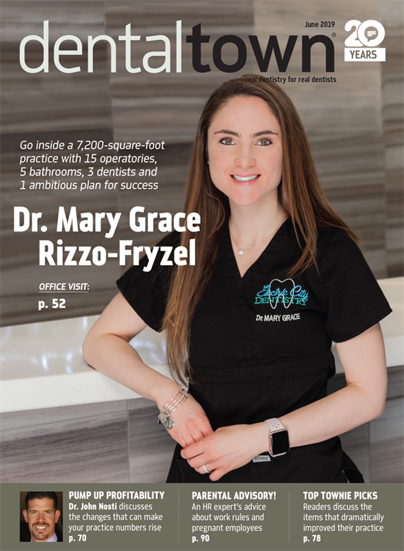 Dentaltown Magazine June 2019