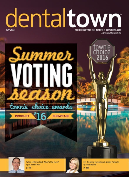 Dentaltown Magazine July 2016