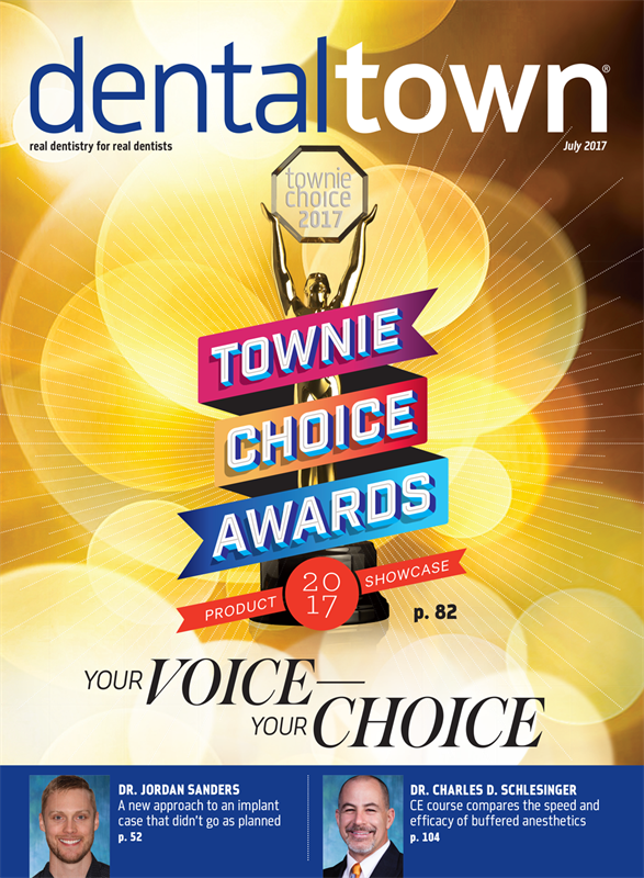Dentaltown Magazine July 2017