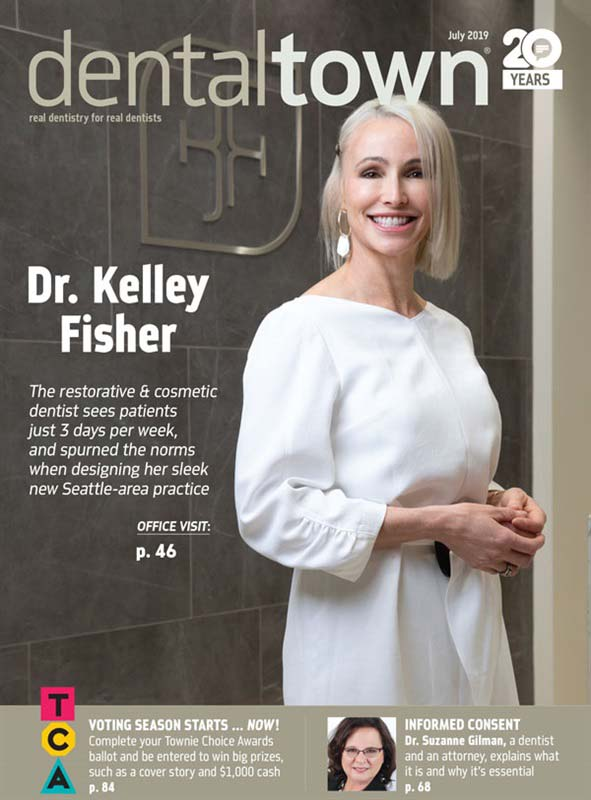 Dentaltown Magazine July 2019
