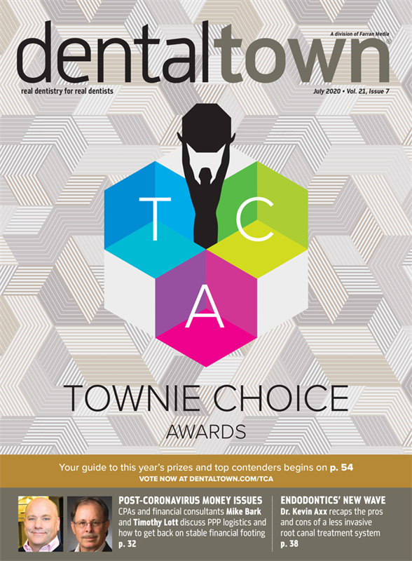 Dentaltown Magazine July 2020