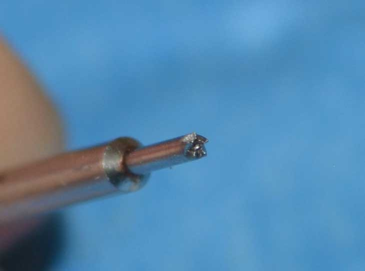 Dental Implant Abutment Screws_A New Twist