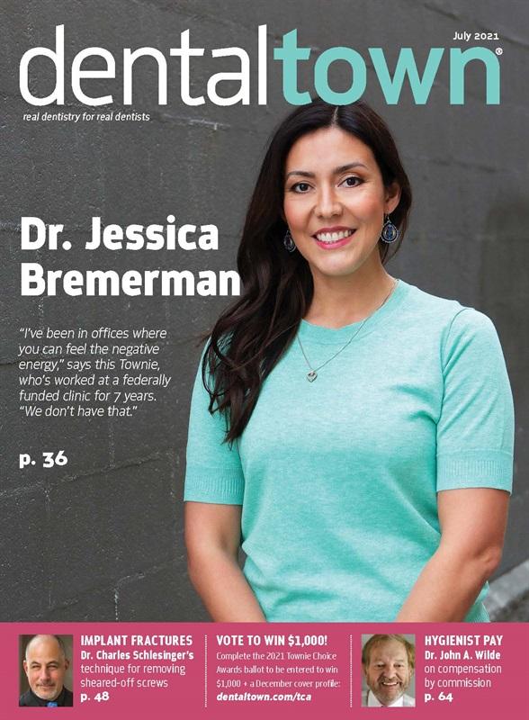 Dentaltown Magazine July 2021