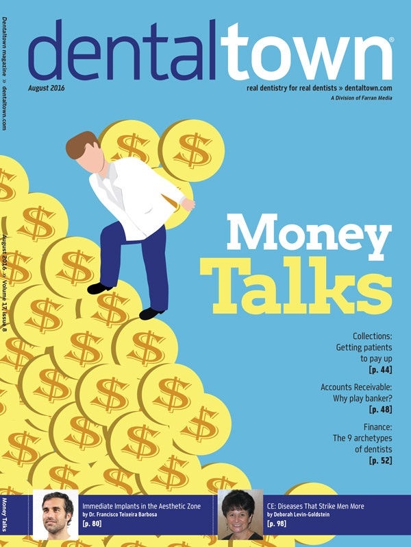 Dentaltown Magazine August 2016