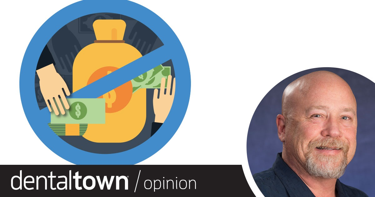 Howard Speaks: Keep Everything That's Yours! Afraid that somebody's been embezzling from your practice? Dentaltown founder Dr. Howard Farran shares some of the telltale signs and how you can help prevent this from happening to you.