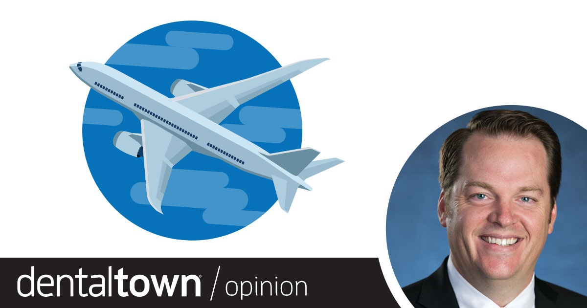 Professional Courtesy: Is Your Practice About Altitude or Attitude? Dr. Thomas Giacobbi, Dentaltown's editorial director, shares some interesting parallels between the airline industry and your dental practice. Do you see the connection?