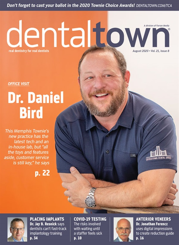Dentaltown Magazine August 2020