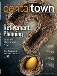 Dentaltown Magazine August 2015