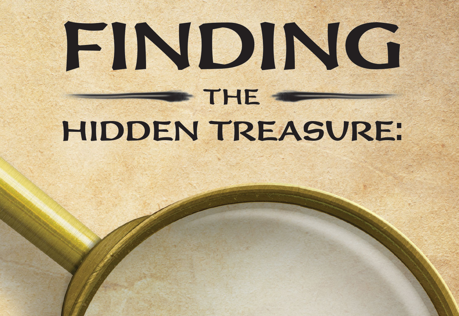 Image result for FINDING THE TREASURE