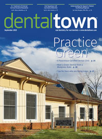 Dentaltown Magazine September 2015